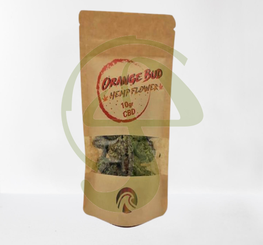 Flor de CBD Orange Bud - Reisehr