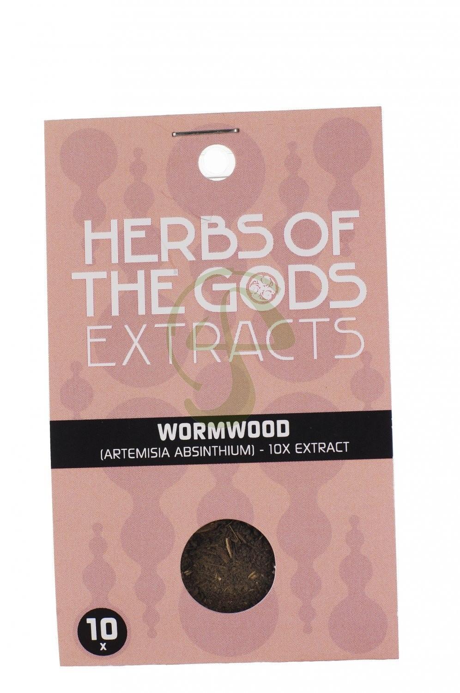 """Ajenjo """"Wormwood"""" (Artemisia absinthium) - 80gr extracto 10x 5gr"""