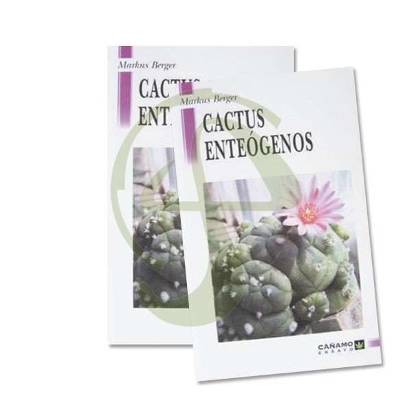 comprar libro Cactus Enteógenos