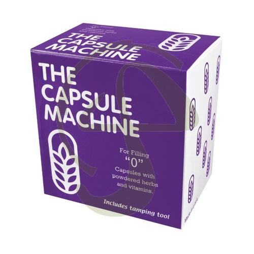 maquina capsulas 0
