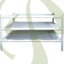 mesa secado setas